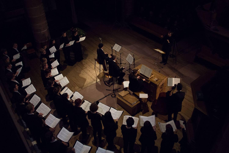 Motetten Von J.S. Bach (Dezember 2016)